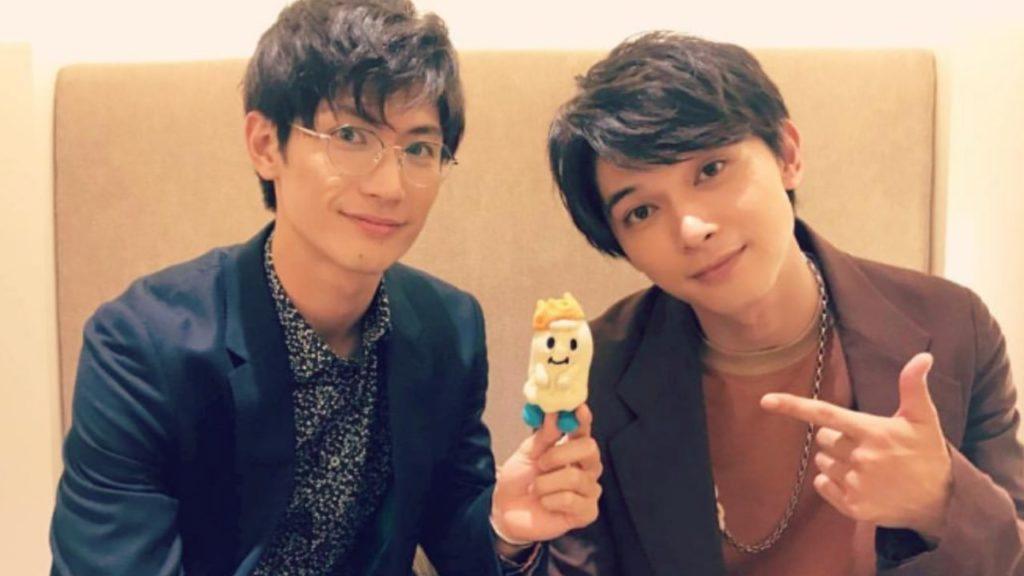 マネージャー 吉沢 亮 「いつかバッキバキの吉沢亮をお届けしますよ(笑)」in TVガイド